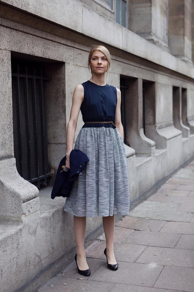 5 nguyên tắc trang phục cho phụ nữ ngoài 30 - Ảnh 3.