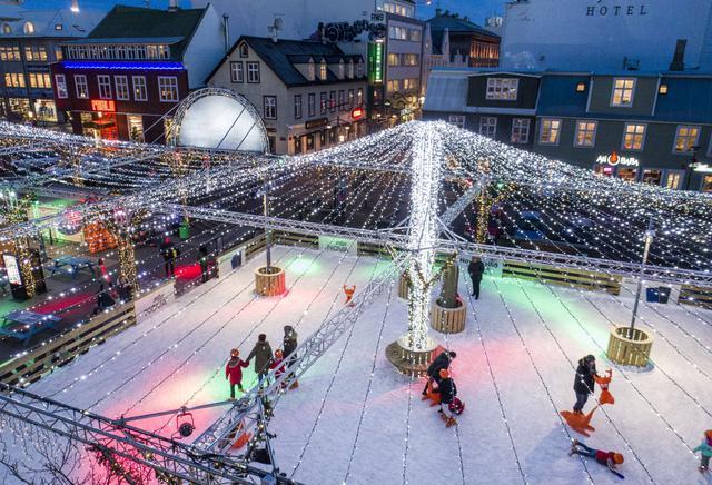 Giáng sinh như trong phim tại Reykjavik - Ảnh 7.