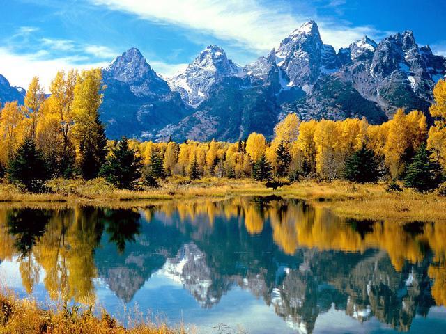 Ngắm mùa thu kỳ diệu trên đỉnh Rocky Mountain - Ảnh 14.
