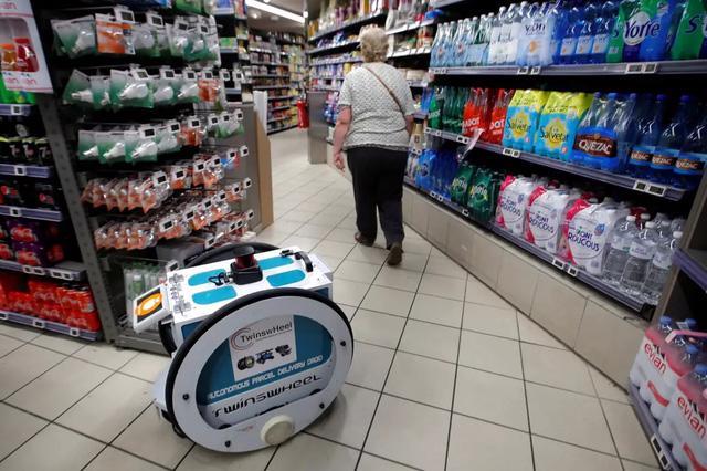 Mùa mua sắm cuối năm: robot sẽ là nhân vật chính? - Ảnh 3.