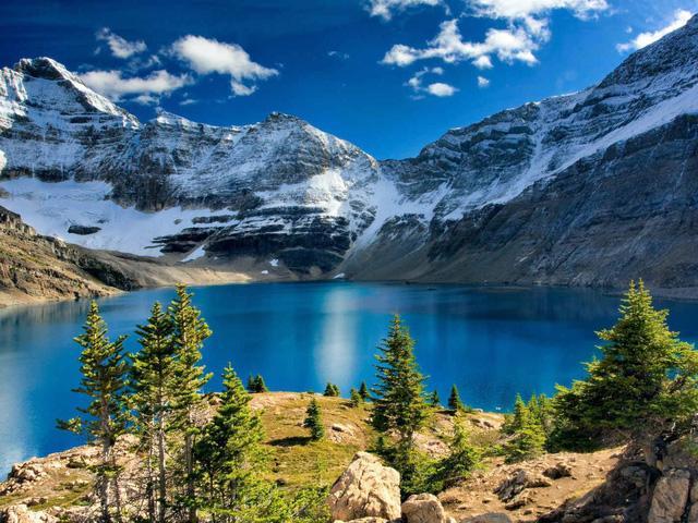 Ngắm mùa thu kỳ diệu trên đỉnh Rocky Mountain - Ảnh 2.
