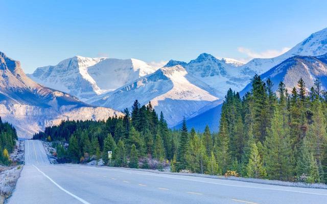 Ngắm mùa thu kỳ diệu trên đỉnh Rocky Mountain - Ảnh 3.