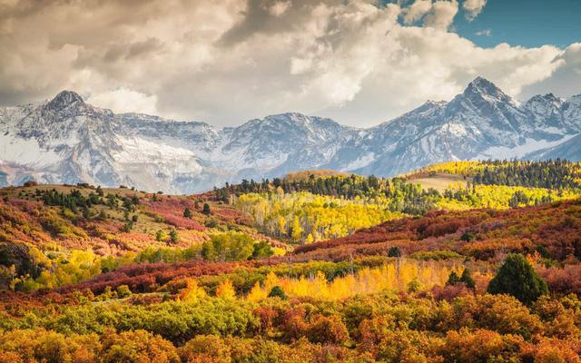 Ngắm mùa thu kỳ diệu trên đỉnh Rocky Mountain - Ảnh 10.