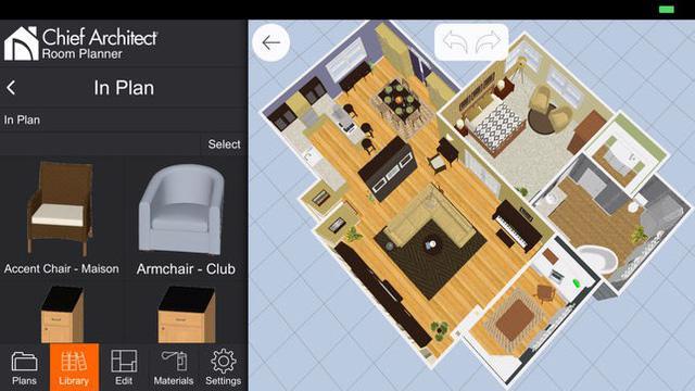 5 ứng dụng điện thoại cho phép bạn tự thiết kế không gian sống - Ảnh 4.
