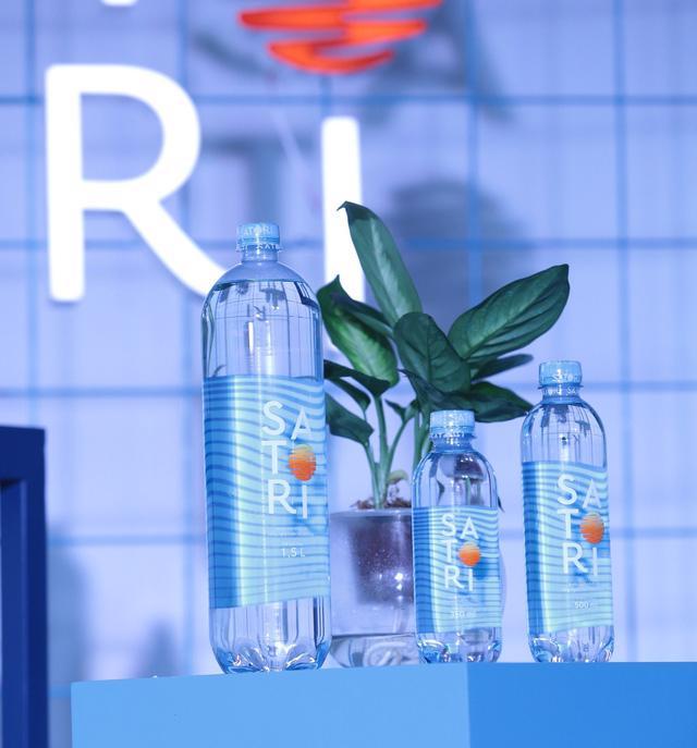 Ra mắt sản phẩm nước đóng chai tinh khiết Satori - Ảnh 1.