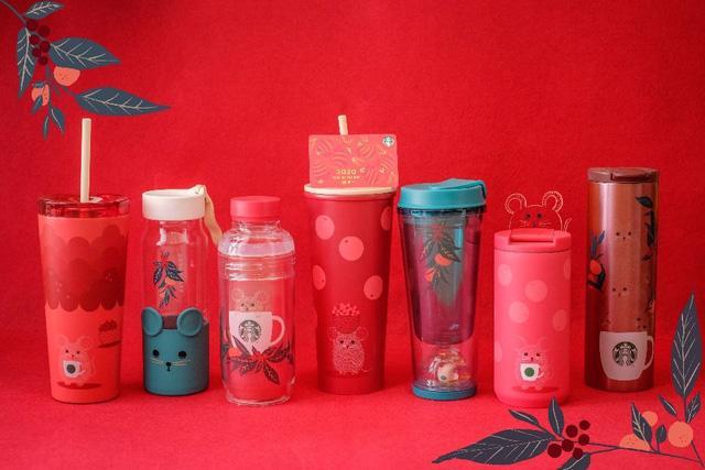 Starbucks giới thiệu các thiết kế mang cảm hứng Việt - Ảnh 3.