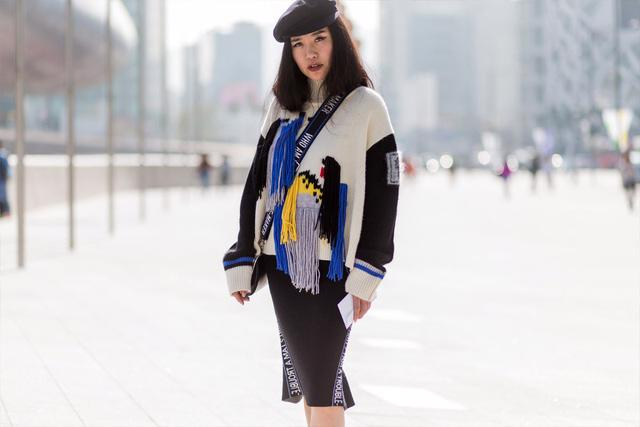 Seoul Fashion Week và sự trở lại của chiếc mũ baker boy - Ảnh 2.