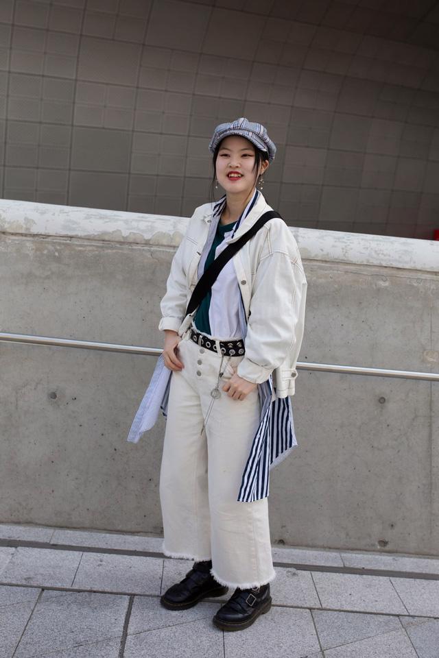 Seoul Fashion Week và sự trở lại của chiếc mũ baker boy - Ảnh 10.