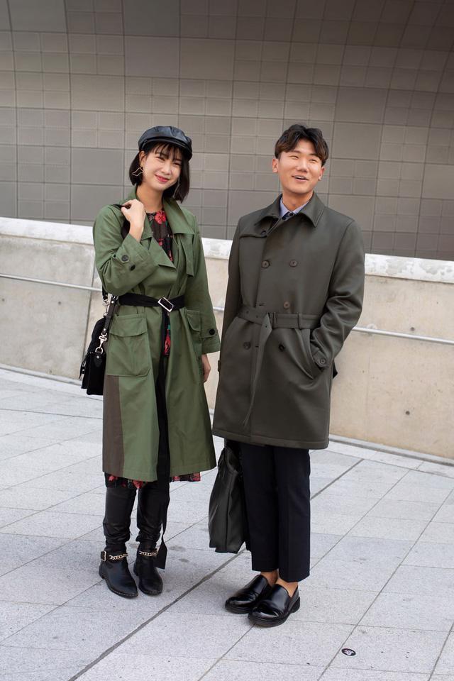 Seoul Fashion Week và sự trở lại của chiếc mũ baker boy - Ảnh 13.