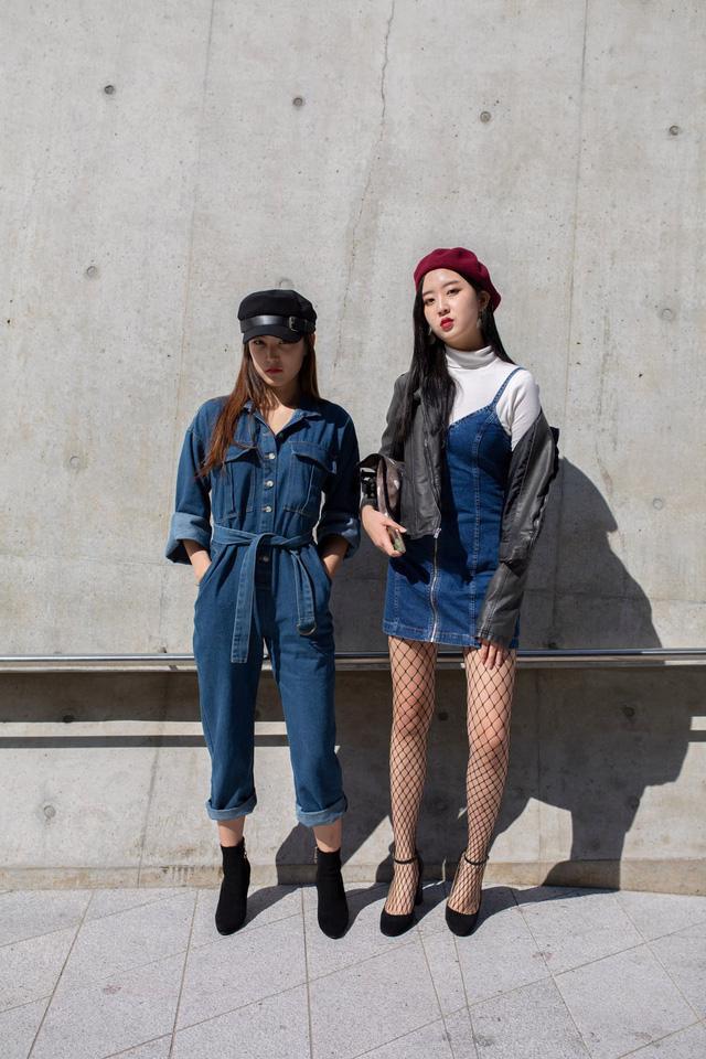 Seoul Fashion Week và sự trở lại của chiếc mũ baker boy - Ảnh 14.