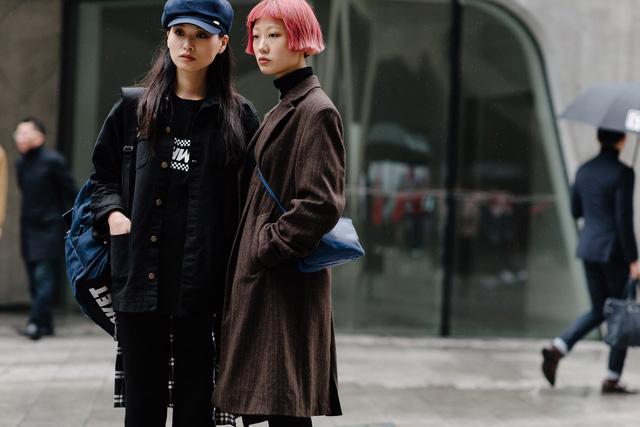 Seoul Fashion Week và sự trở lại của chiếc mũ baker boy - Ảnh 3.