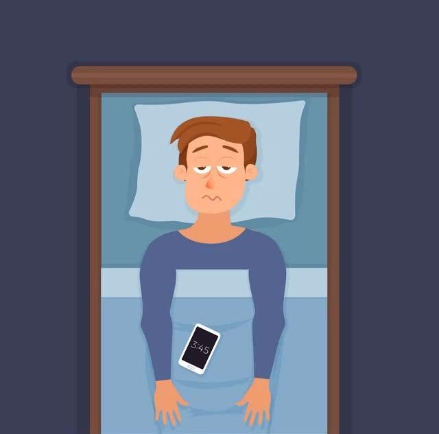 Người trẻ có xu hướng mất ngủ là do ăn uống? - Ảnh 1.