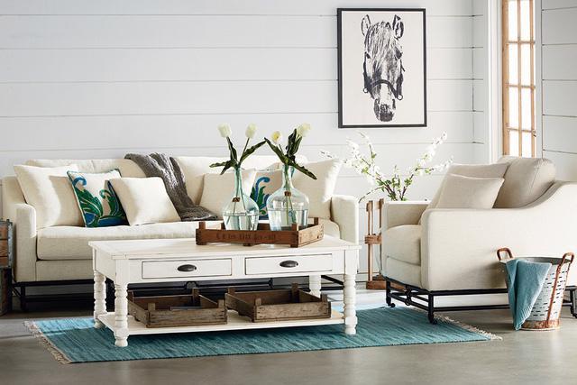 Những lưu ý chọn mua sofa đón năm mới - Ảnh 1.