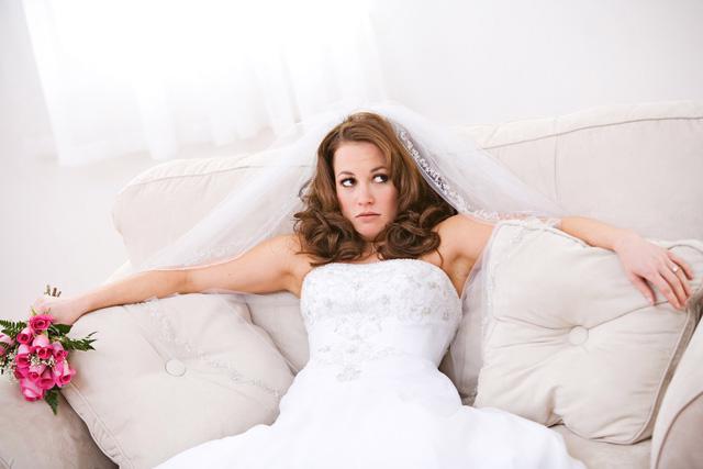 Có một hội chứng gọi là trầm cảm mùa cưới - Ảnh 1.