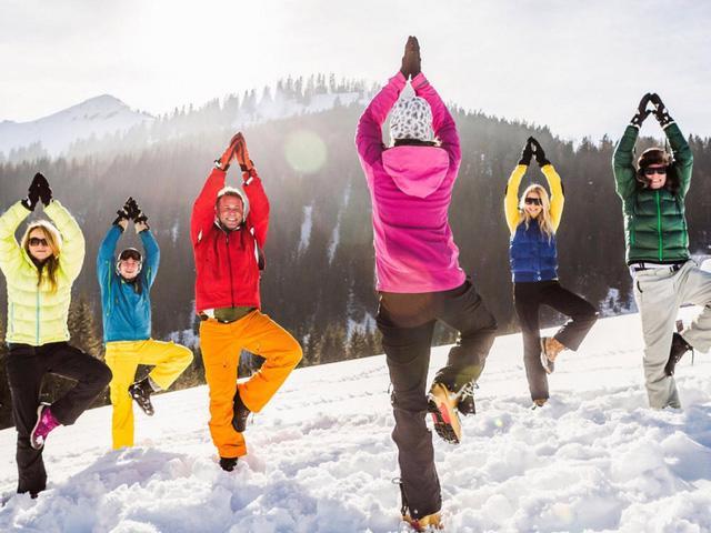 Đi bộ trong mùa đông sẽ làm dịu những lo lắng của bạn ngay lập tức - Ảnh 2.