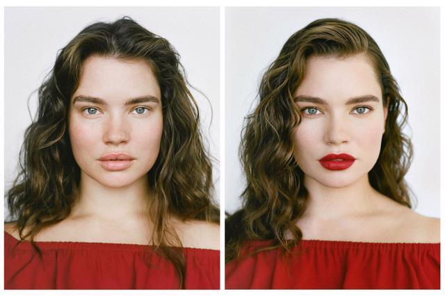 5 bước để có một đôi môi tô son đỏ hoàn hảo - Ảnh 1.