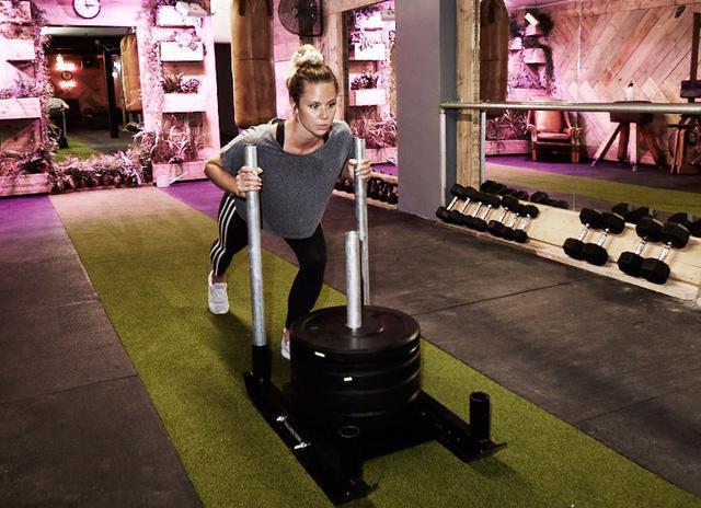 Bạn có muốn tập trong một phòng gym xanh? - Ảnh 9.