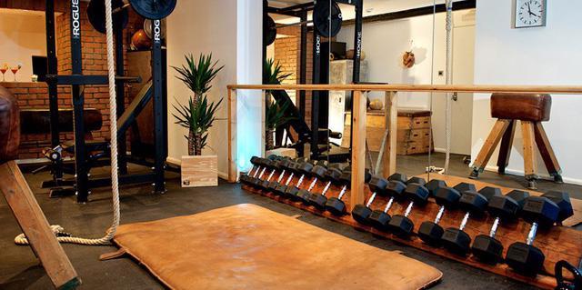 Bạn có muốn tập trong một phòng gym xanh? - Ảnh 3.