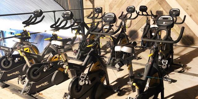 Bạn có muốn tập trong một phòng gym xanh? - Ảnh 4.