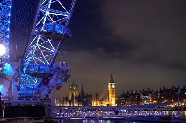 Ngắm London từ hai bờ sông Thames - Ảnh 6.
