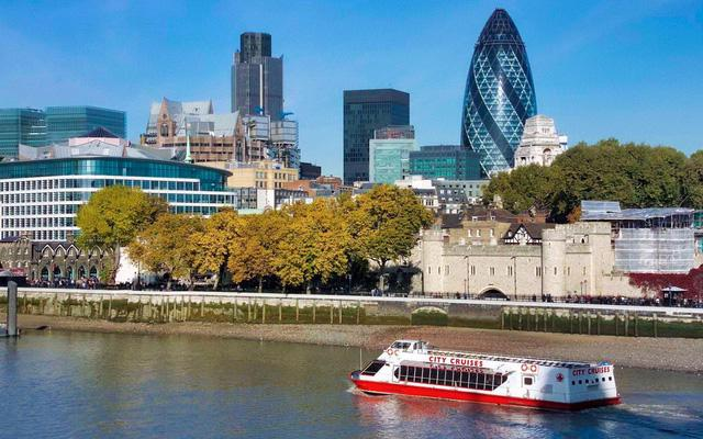 Ngắm London từ hai bờ sông Thames - Ảnh 3.
