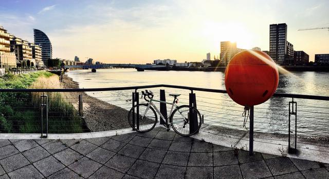 Ngắm London từ hai bờ sông Thames - Ảnh 4.