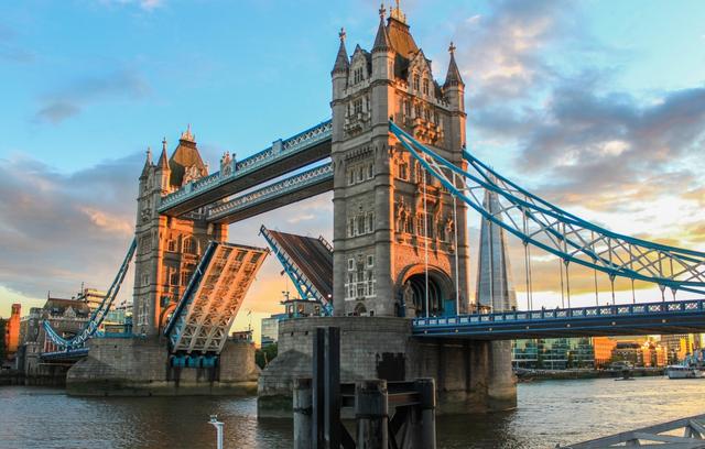 Ngắm London từ hai bờ sông Thames - Ảnh 12.