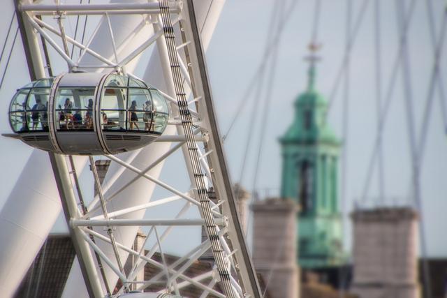 Ngắm London từ hai bờ sông Thames - Ảnh 5.
