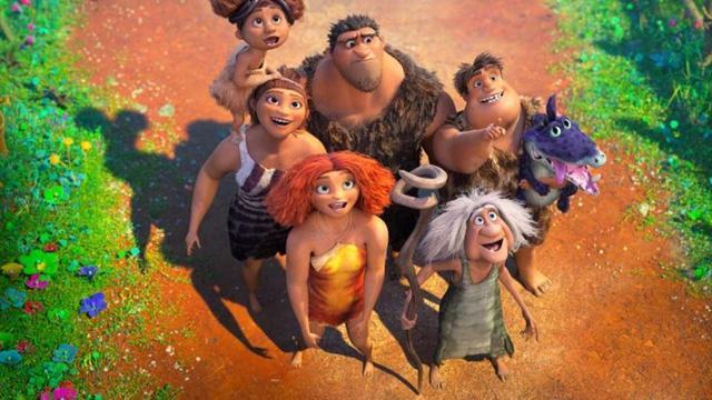 Phim Gia đình Croods sẽ streaming chỉ sau 1 tháng chiếu rạp - Ảnh 2.