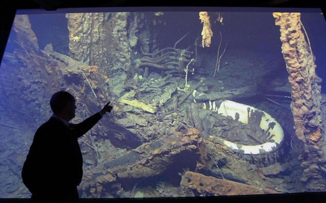 Phải chi gần 3 tỷ đồng để có thể thám hiểm xác tàu Titanic - Ảnh 5.