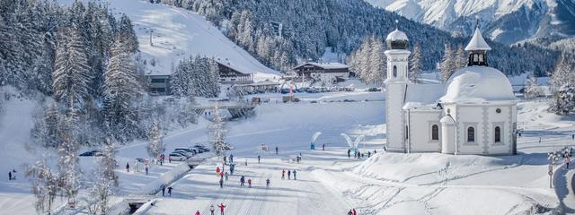 Tirol - thủ đô thể thao mùa đông của châu Âu - Ảnh 10.