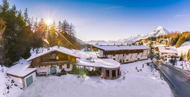 Tirol - thủ đô thể thao mùa đông của châu Âu - Ảnh 11.