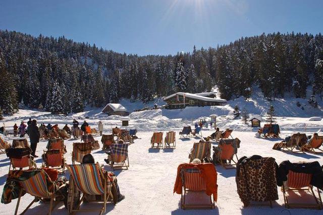Tirol - thủ đô thể thao mùa đông của châu Âu - Ảnh 2.