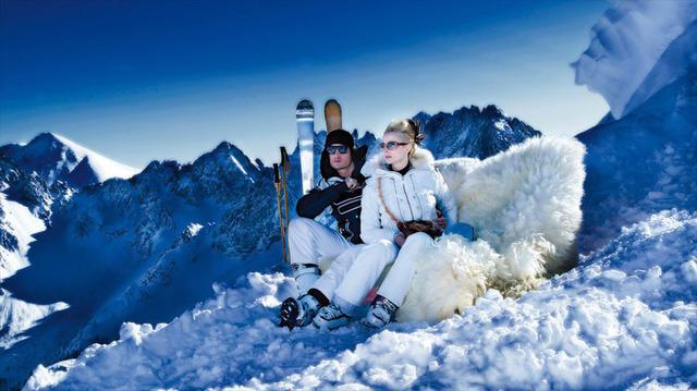 Tirol - thủ đô thể thao mùa đông của châu Âu - Ảnh 4.