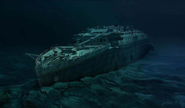 Phải chi gần 3 tỷ đồng để có thể thám hiểm xác tàu Titanic - Ảnh 2.
