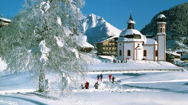 Tirol - thủ đô thể thao mùa đông của châu Âu - Ảnh 6.