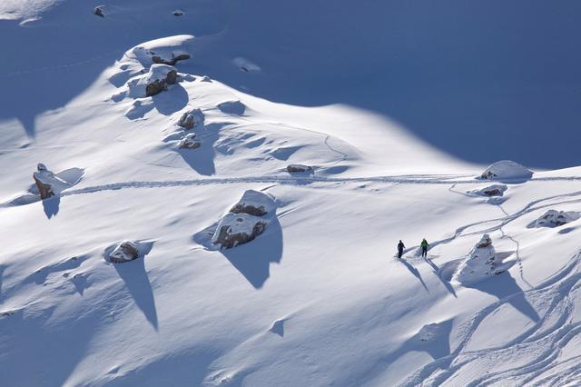 Tirol - thủ đô thể thao mùa đông của châu Âu - Ảnh 7.