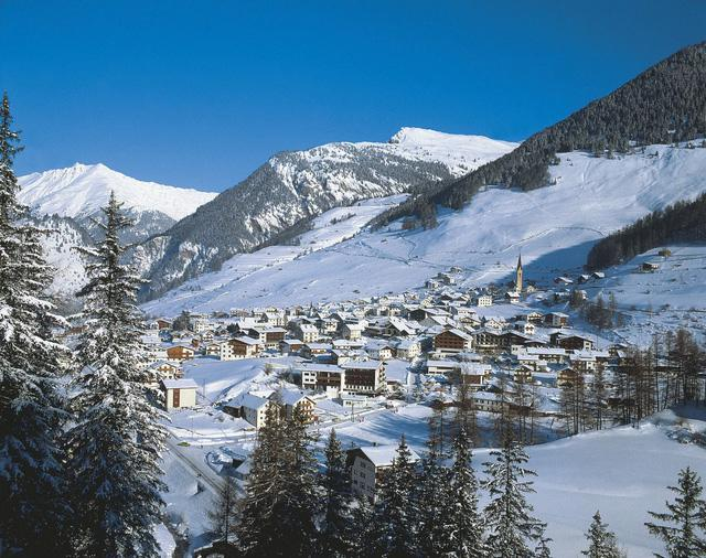 Tirol - thủ đô thể thao mùa đông của châu Âu - Ảnh 8.