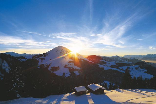 Tirol - thủ đô thể thao mùa đông của châu Âu - Ảnh 12.