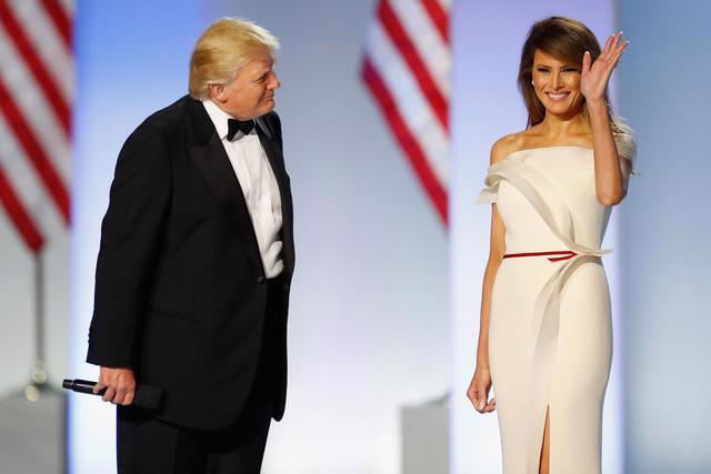 Melania Trump: đệ nhất phu nhân có gu thời trang sành điệu - Ảnh 1.