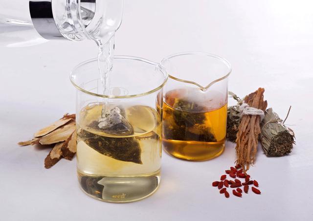 Ngày nóng uống trà dược chống mệt - Ảnh 3.