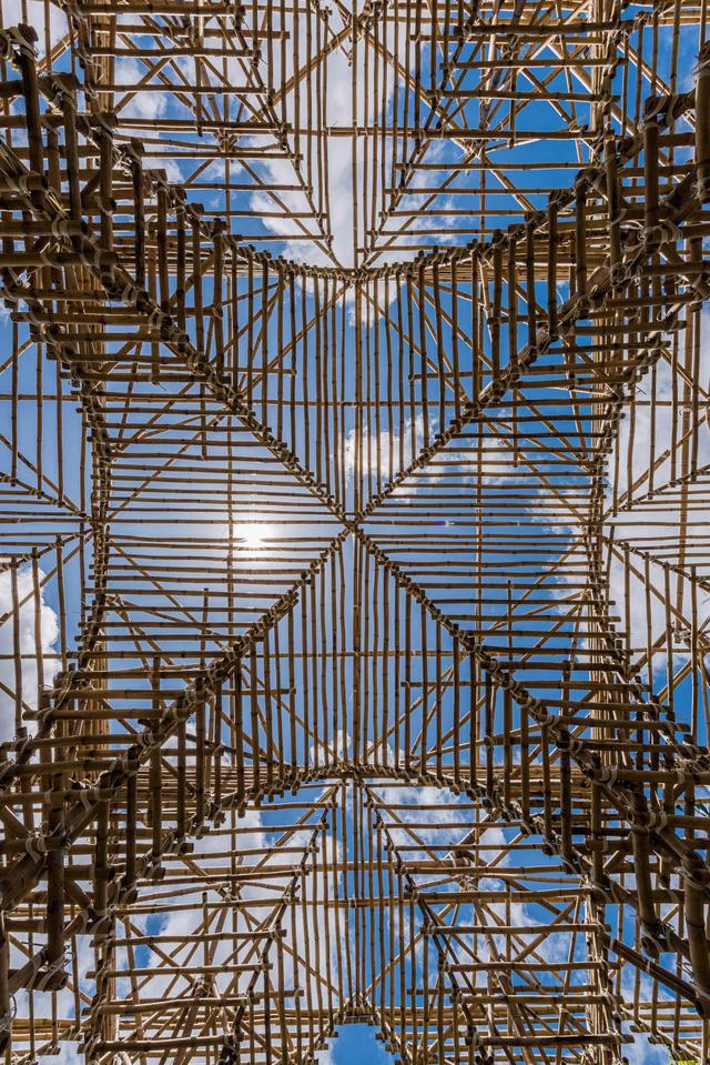 Macao: tiềm năng của tre trong kiến trúc sinh thái - Ảnh 5.