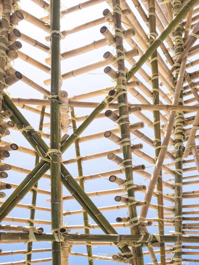 Macao: tiềm năng của tre trong kiến trúc sinh thái - Ảnh 2.