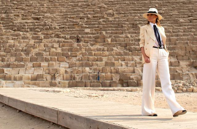 Melania Trump: đệ nhất phu nhân có gu thời trang sành điệu - Ảnh 5.