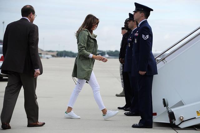 Melania Trump: đệ nhất phu nhân có gu thời trang sành điệu - Ảnh 8.