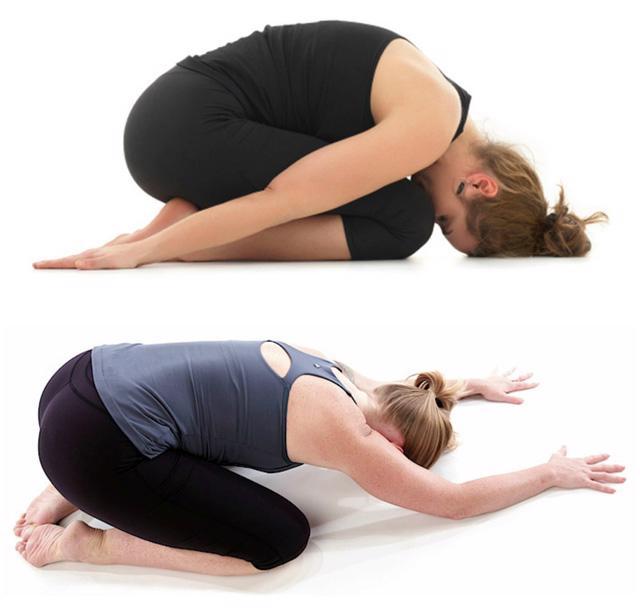 Những động tác yoga giúp bạn ngủ ngon - Ảnh 4.