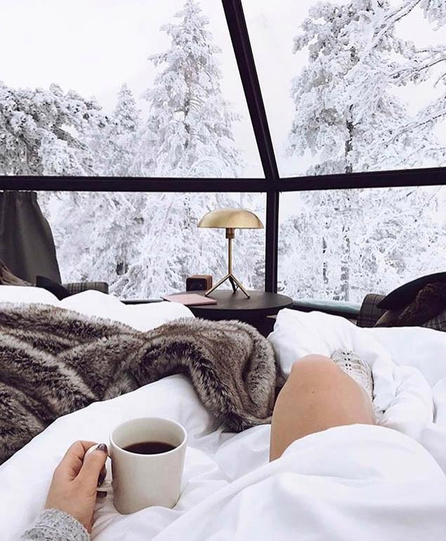 Lapland: nơi lý tưởng nhất để đón Giáng sinh tuyết trắng - Ảnh 13.
