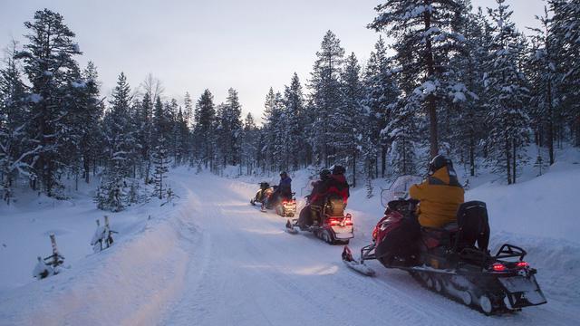 Lapland: nơi lý tưởng nhất để đón Giáng sinh tuyết trắng - Ảnh 5.