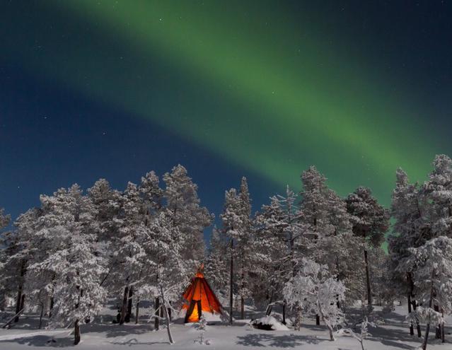 Lapland: nơi lý tưởng nhất để đón Giáng sinh tuyết trắng - Ảnh 8.