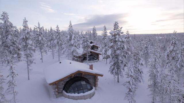 Lapland: nơi lý tưởng nhất để đón Giáng sinh tuyết trắng - Ảnh 10.